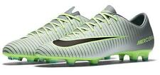 Nike Mercurial Victory VI FG Men's Football Soccer Cleats Pure Platinum 1609