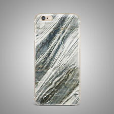 Blue Water Ocean Wave Illusion Custom Design Hard Case Cover For iPhone iPod