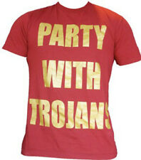 Party With Trojans T-Shirt College Football USC