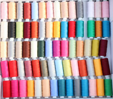 400 Yards polyester Sewing Thread sewing machine line 100% polyester thread