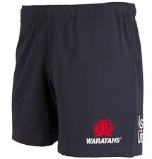 NSW Waratahs 2016 Super Rugby On Field Shorts 'Select Size' 32-44 BNWT