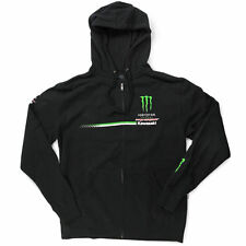 NEW Pro Circuit MX Monster Energy Kawasaki Official Team Logo Mens Black Hoodie