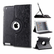 360 Rotating Flip Leather Smart Case Cover Stand For iPad Pro Mini 1 2 3 Air 1 2