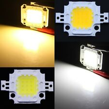 10~100W Cool/Warm White SMD Lamp Chips High Power LED Bulbs For Flood Light HOT