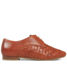 Wittner Ladies Shoes Tan Leather Flats