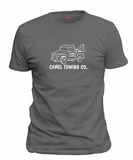 Men's Camel Towing T-Shirt Funny Crude Cameltoe Tow / Toe Tee Shirt FREE S&H!