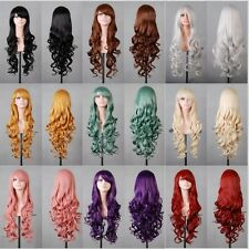 BEAUTIFUL WAVY & LONG SYNTHETIC HAIR COSTUME WIG 80CM LENGTH AND CAN BE STYLED!