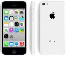 Apple iPhone 5c 16GB White AT&T Model 1532 Smartphone