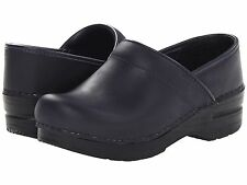 Dansko Professional Oiled Blueberry Casual Dress Pro Clog 206750275 Womens 37-40