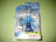 2011 THE SMURFS HANDY SMURF FIGURE MOVIE GRAB 'EMS