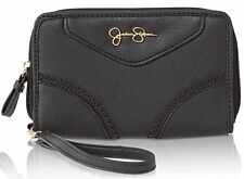 Jessica Simpson JS10701 Isabella Wristlet Zip Around Wallet -- Choose SZ/Color.