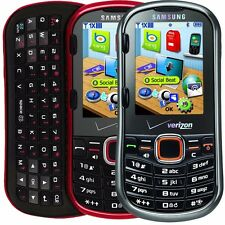 Samsung Intensity II SCH-U460 - (Verizon) Wireless QWERTY Slider-Keyboard GPS