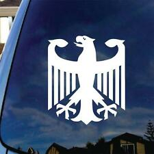 German Eagle Crest Vinyl Car Decal Sticker Family Heritage Bumper Truck Laptop