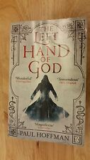 The Left Hand of God, Hoffman, Paul Paperback Book