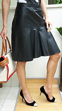SPORTMAX by MAX MARA Leather  Skirt size 8 USA10 GB,38 D,42 I, 40 F NEW ARRIVAL