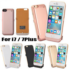 External Power Bank Pack Backup Battery 10000mAh Charger Case For iPhone7 7Plus