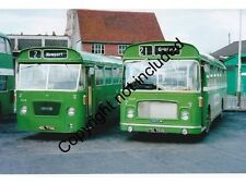 BUS PHOTO: SOUTHERN VECTIS BRISTOL RELL 868 TDL568K & LHS 834 NDL770G
