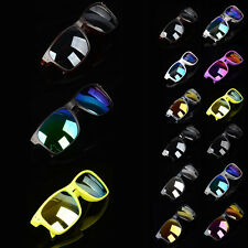 2016 Fashion Unisex Retro Vintage Mirror Sunglasses Outdoor Sports Glasses UV400