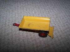 Die-Cast Farm Trailer by Corgi Toys