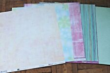 5 Sheets of Scrapbooking Papers 12