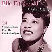 ELLA FITZGERALD - A Tisket A Tasket (CD 1996) - CD ALBUM  WITH FREE UK POST