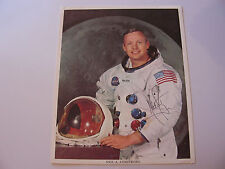 Neil Armstrong Authentically Hand-Signed Autographed WSS Portrait Litho/Photo