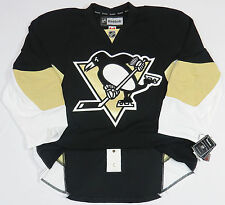 Pittsburgh Penguins Authentic Home Reebok Edge 2.0 7287 Hockey Jersey