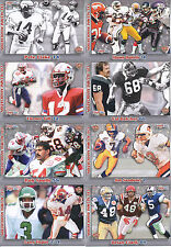 2015 Jogo CFL Alumni Series 11 (#202-228) Limited Print Run of 165 Sets Made