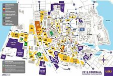 1 Ole Miss vs LSU Tigers  10/22 Reserved Parking Pass Lot #409 RV