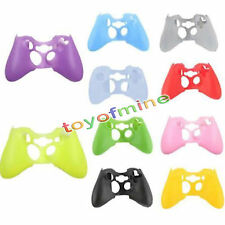 New Soft Silicone Skin Cover Case for Microsoft XBOX 360 Slim Game Controller