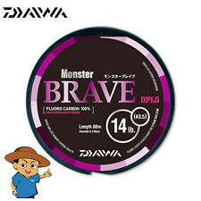 Daiwa MONSTER BRAVE bass fishing fluorocarbon line 80m, 87yd from Japan