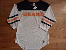 "VICTORIAS SECRET PINK NFL OVERSIZE JERSEY CHICAGO BEARS ""PINK"" NWT"