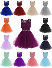 Short Homecoming Graduation Party Dress Prom Cocktail Bridesmaid Gown Dresses