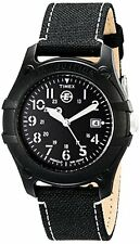 Timex T49689  Mens Analog Camper Canvas Strap EXPEd. Watch #- Choose SZ/Color.