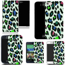gel case cover for many mobiles - animal zoo print