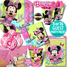 MINNIE MOUSE BOWTIQUE BIRTHDAY PARTY SUPPLIES SCENE SETTER OR SWIRL DECORATIONS