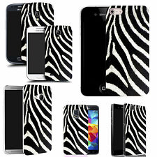 gel case cover for many mobiles - animal print silicone
