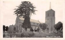 Herts - STANDON, Church - Real Photo