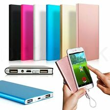 Ultrathin 20000mAh Portable External Battery Charger Power Bank for Phone BE
