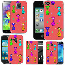 motif case cover for many Mobile phones -  blush colourful caress droplet