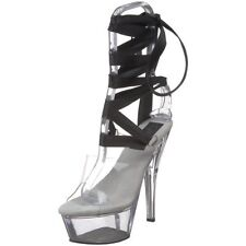 Pleaser - KISS-295/C/M Womens Kiss-295 Platform Sandal- Choose SZ/Color.