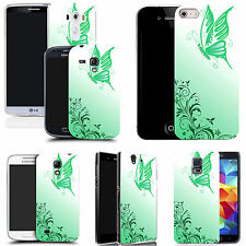 motif case cover for many Mobile phones - flighted butterfly