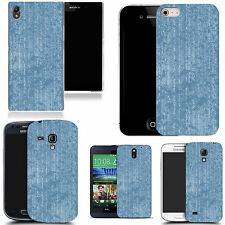 pictoral case cover for most Popular Mobile phones -  blue profficient