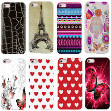 printed gel case cover for apple iphone mobiles c47 ref