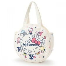 Hello Kitty My Melody Bag Tote Shoulder Shopping Purse Handbag from Japan S6165