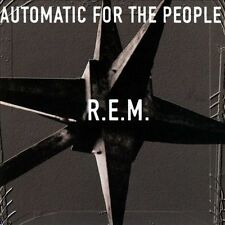 R.E.M. (REM) Automatic For The People Music CD MINT