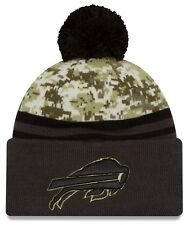 "Buffalo Bills New Era 2016 NFL Sideline ""Salute to Service"" Sport Knit Hat"