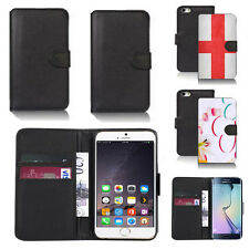 pu leather wallet case cover for many mobiles design ref q214