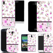 motif case cover for many Mobile phones  - vivid floral