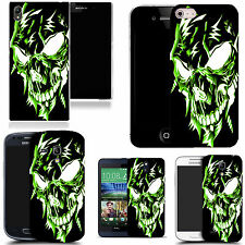 motif case cover for many Mobile phones - green robotic